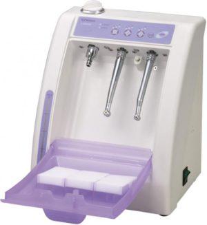 Аппарат для чистки и смазки наконечников